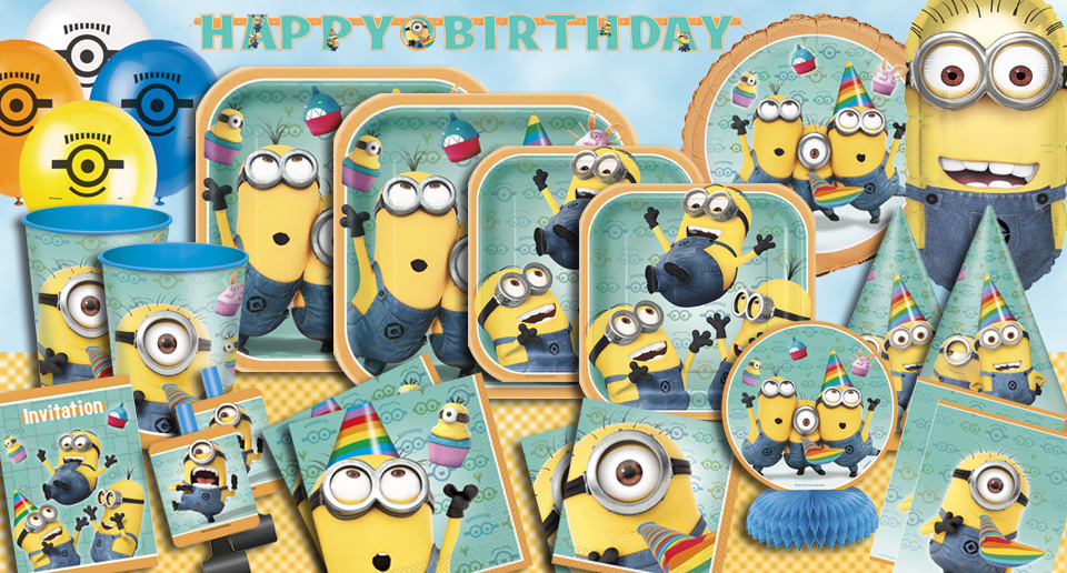 minion-birthday-party-supplies