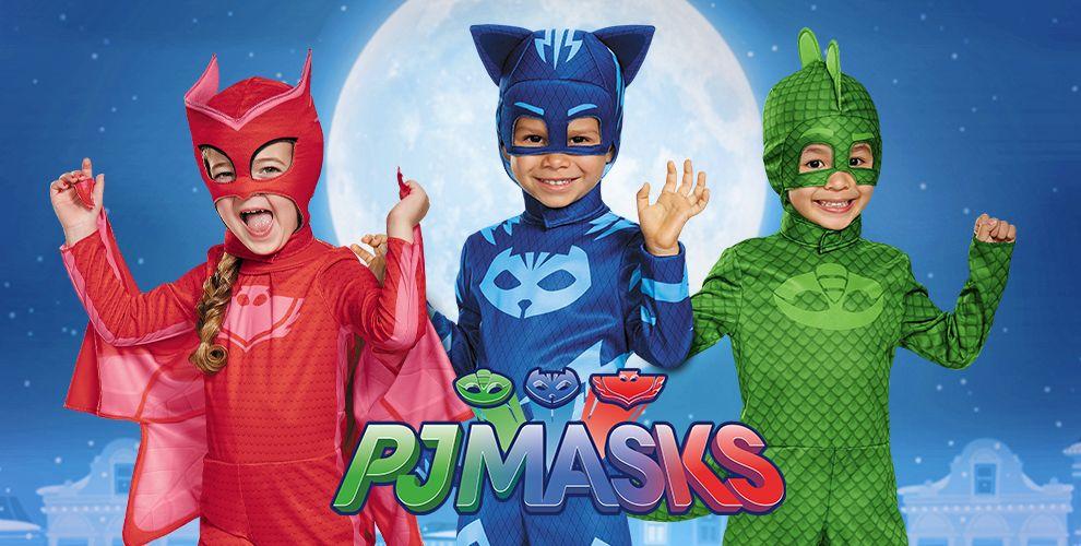 pjmasks niños