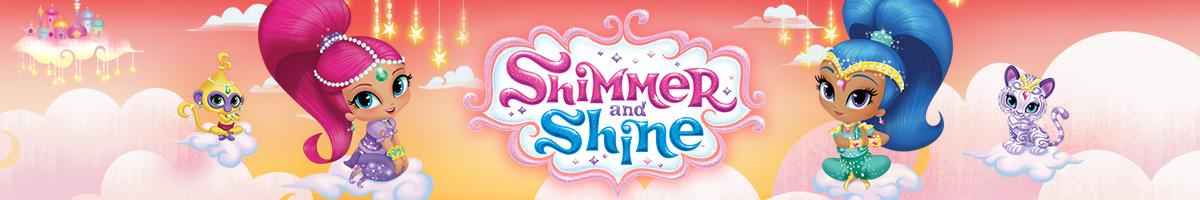 shimmer banner