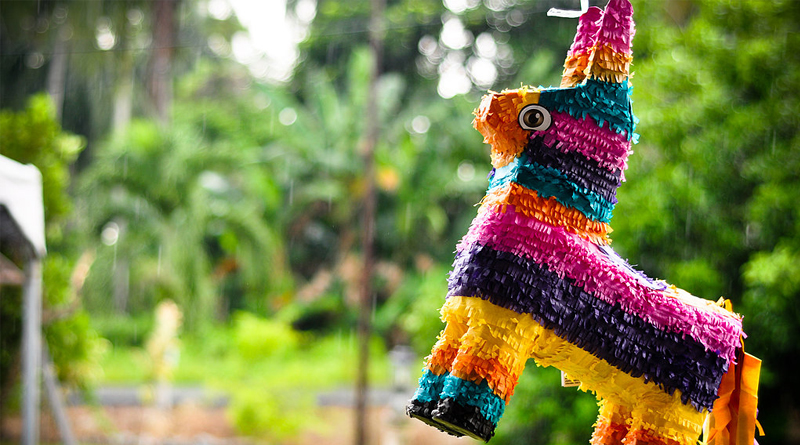 piñata animal