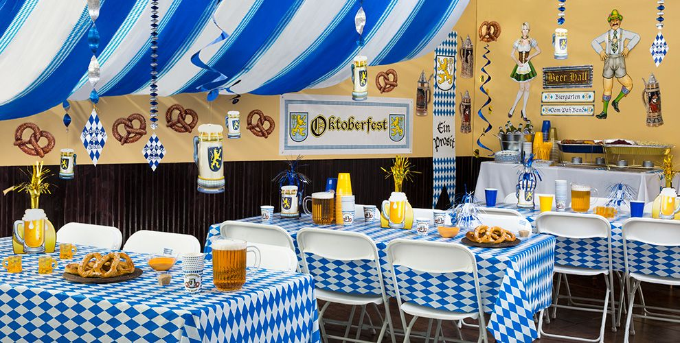 decoration oktoberfes