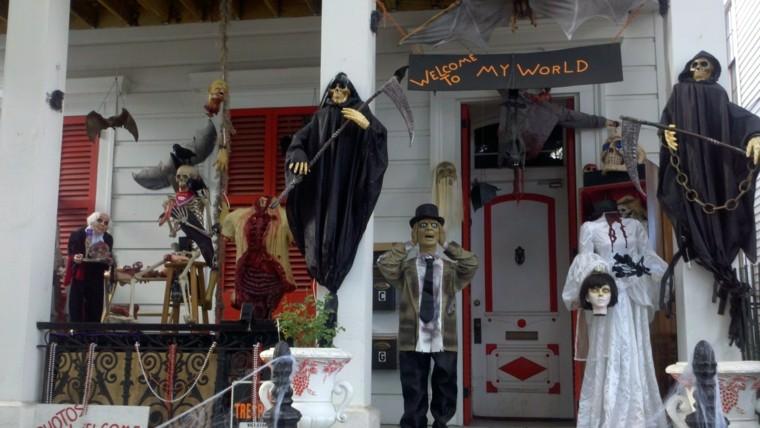 muñecos halloween