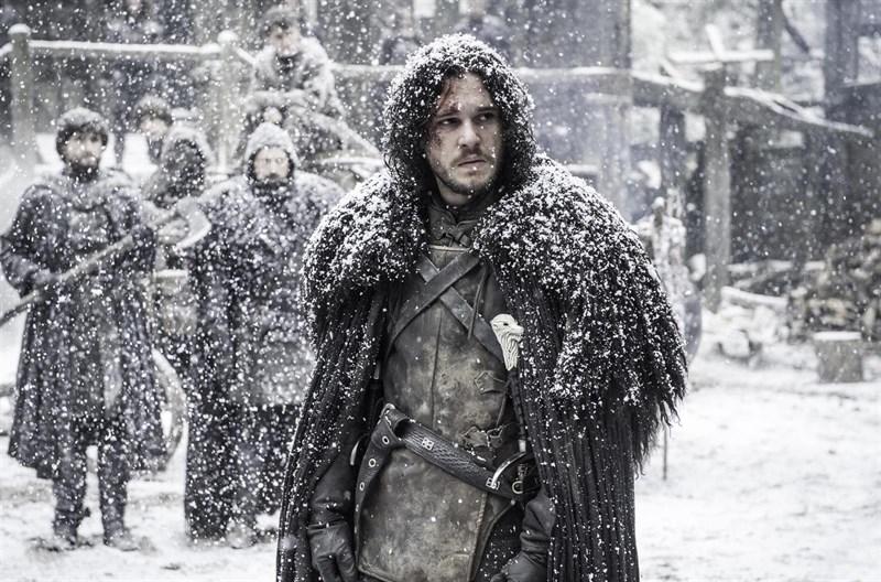 juego de tronos jon nieve