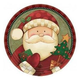 navidad cozy santa